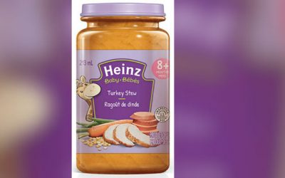 BlackburnNews.com - Baby food recalled due to presence of insects