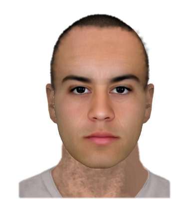A composite sketch of a man wanted in connection with a sexual assault August 29 in the area of in the area of Conway Drive and Ernest Avenue. Sketch courtesy of London police.