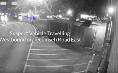 Police hope video helps find driver wanted in hit and run