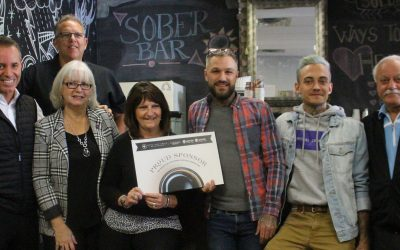 Windsor sober bar supported by HDGH detox centre