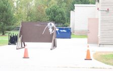 Windsor Police Service remotely piloted aircraft system, October 2, 2019.