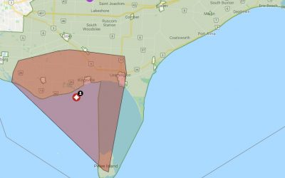 BlackburnNews.com - Nearly 7,000 Hydro One customers without power