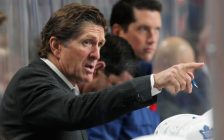 Mike Babcock, former head coach of the Toronto Maple Leafs. Photo courtesy NHL.com.