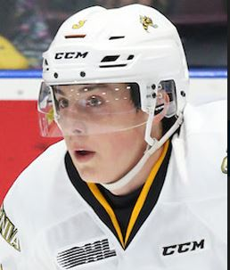 Ryan Mast (Photo courtesy of OHL)