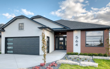 One of two the homes featured in the 25th annual Bluewater Health Foundation Dream Home Lottery at 564 Franco Court in Sarnia. November 2019. (Photo by BWH Foundation)