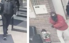 Two suspects remain at large following a break-in on Aylmer Avenue in Windsor on January 4, 2020. Photo provided by Windsor Police.