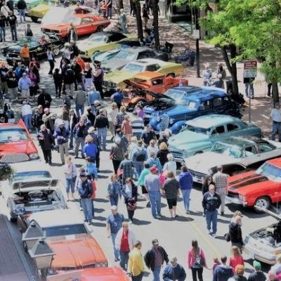 File photo of Retrofest in Chatham. (Photo via Chatham BIA)