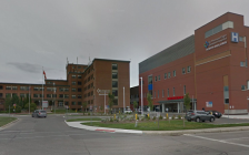 St. Thomas Elgin General Hospital. Photo from Google Street View.