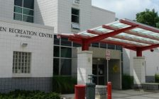 Kinsmen Recreation Centre on Granville Street in London. (Photo by The City of London)