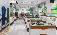 Inside a Sessions Cannabis store. (Photo courtesy of Sessions Cannabis)