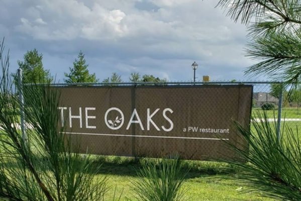 The Oaks Bar & Grill in Bright's Grove. (Photo from the restaurant's Facebook)