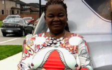 Agnes Nsudeh. Photo provided by London Police Service.