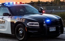 An Ontario Provincial Police cruiser. (Photo from the OPP's Twitter page)