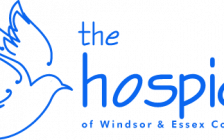 The Hospice of Windsor and Essex County logo, from the official website.