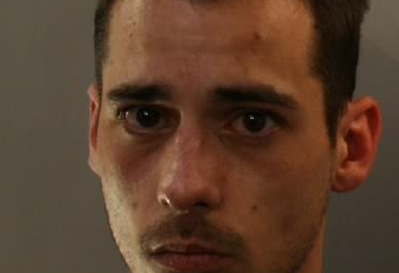 Alexandre Andre Allie. Photo courtesy of the Strathroy-Caradoc Police Service.