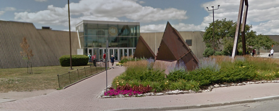 White Oaks Mall in London. Photo from Google Maps Street View.
