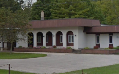 Gospel Hall on Sunset Drive in St. Thomas. Photo from Google Maps Street View.