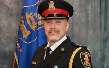 Matthew D'Asti, the new director of the University of Windsor campus police force, August 10, 2020. Photo courtesy University of Windsor.