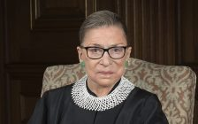 Justice Ruth Bader Ginsburg. (Photo courtesy of the Supreme Court of the United States via Wikipedia)