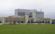Bluewater Health hospital in Sarnia. 9 September 2020. (BlackburnNews.com photo by Colin Gowdy)