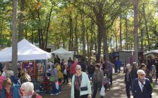 Fall Colour and Craft Festival at Lambton Heritage Museum. (Photo by County of Lambton)