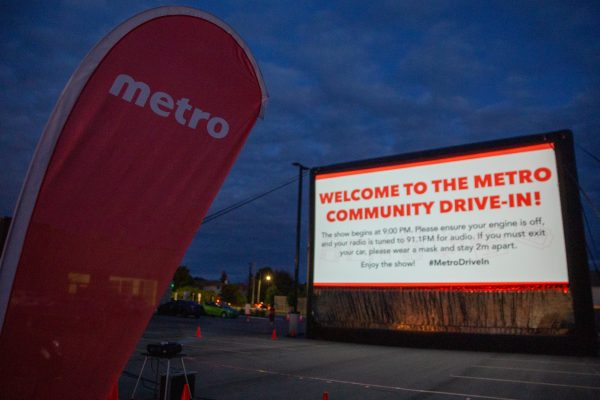 Metro Community Drive-In Submitted photo.