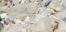 Plastic bags at a landfill. File photo courtesy of © Can Stock Photo / somchaip