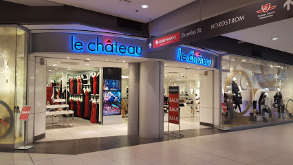 A Le Chateau store at Eaton Centre in Toronto. Photo courtesy Google Maps.