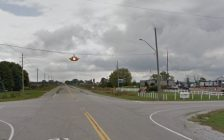 The Kimball Road and Petrolia Line intersection in St. Clair Twp. October 2016. (Photo by Google Maps)