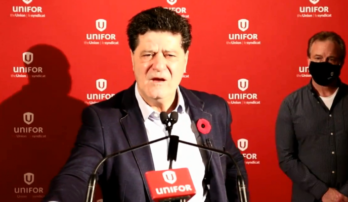 Unifor Says Reaches Tentative Labor Pact With GM, Averting Strike