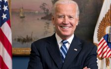 Official portrait of Joe Biden in his West Wing Office at the White House, Jan. 10, 2013. (Official White House Photo by David Lienemann via Wikimedia Commons)