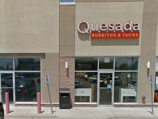 Quesada Burritos & Tacos in Chatham (via Google Maps)