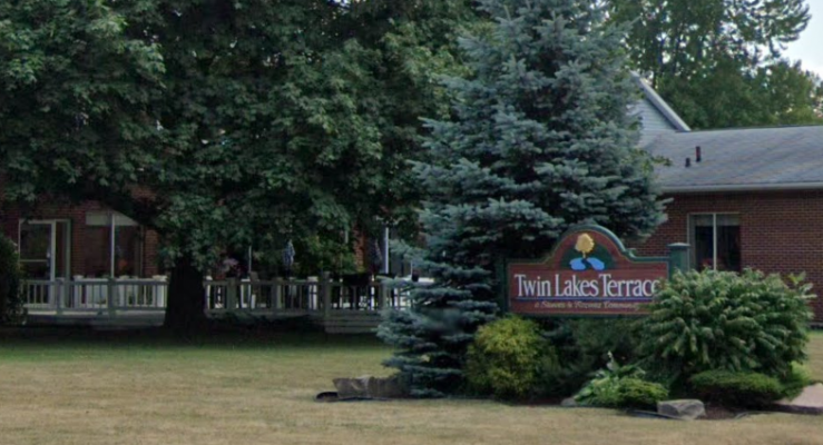 Twin Lakes Terrace on Murphy Road in Sarnia. July 2019. (Photo from Google Maps)