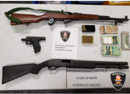 Photo courtesy of the Windsor Police Service.