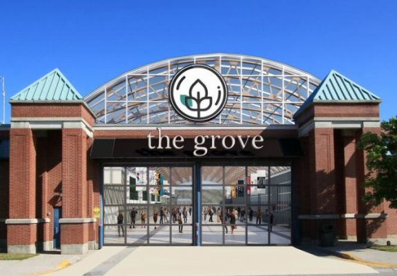Artist rendition of The Grove from www.thegrovewfd.com