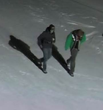 Police look to identify suspects