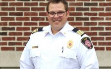 Essex Fire and Rescue Deputy Chief, Jason Pillon. (Photo supplied by the Town of Essex)