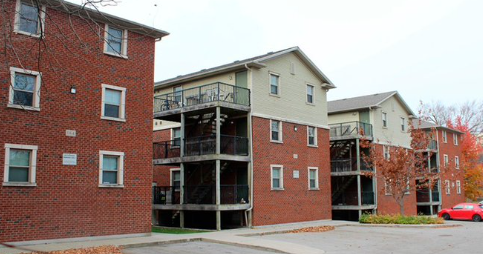 King's University College's King's Commons residence on Richmond Street. Photo from King's University College.