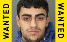 Nouraldin Rabee, wanted for the murder of 16-year-old Chance Gauthier.