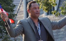 Roberto Alomar in Cooperstown, New York, 2011. Photo courtesy Mental Lint/Wikipedia.