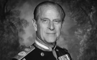 His Royal Highness Prince Philip. Photo courtesy of the Royal Family on Twitter.