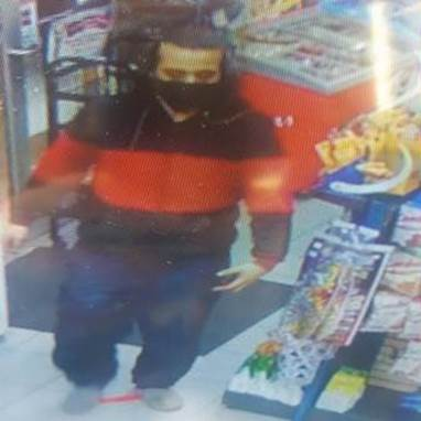 suspect gas station theft