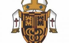 Diocese of London crest. Courtesy Diocese of London/Twitter.