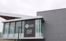 The newly named Cestar Athletics & Fitness Complex May 2021 (Photo courtesy of Lambton College)