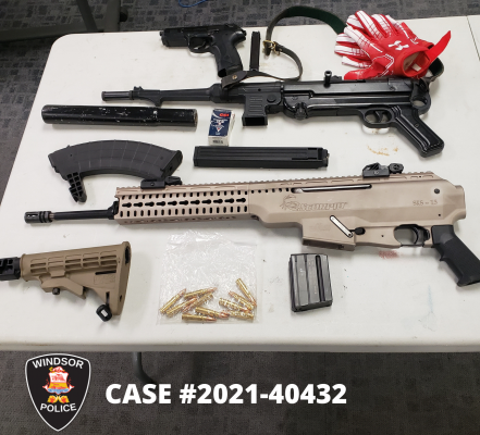 Provided by the Windsor Police Service.