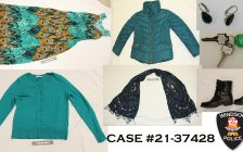 Windsor police are hoping someone can help them identify a woman by these items of clothing.
