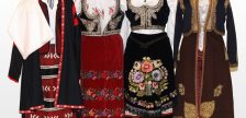 Traditional Serbian costumes on display at the Serbian Heritage Museum in Windsor. Photo courtesy Serbian Heritage Museum official website,