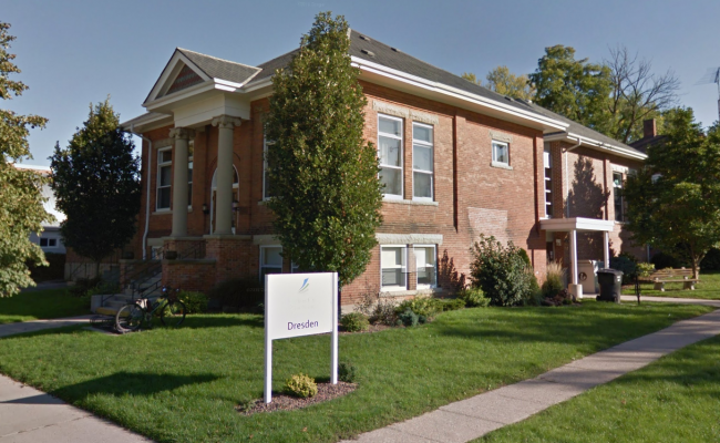 The Dresden branch of the Chatham-Kent Public Library. (Photo via Google Maps)