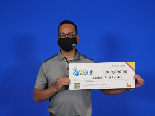 Photo courtesy of Ontario Lottery and Gaming.