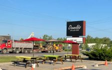 Ozwelds Diner on Plank Road in Sarnia. June 2021. (Photo from Facebook)
